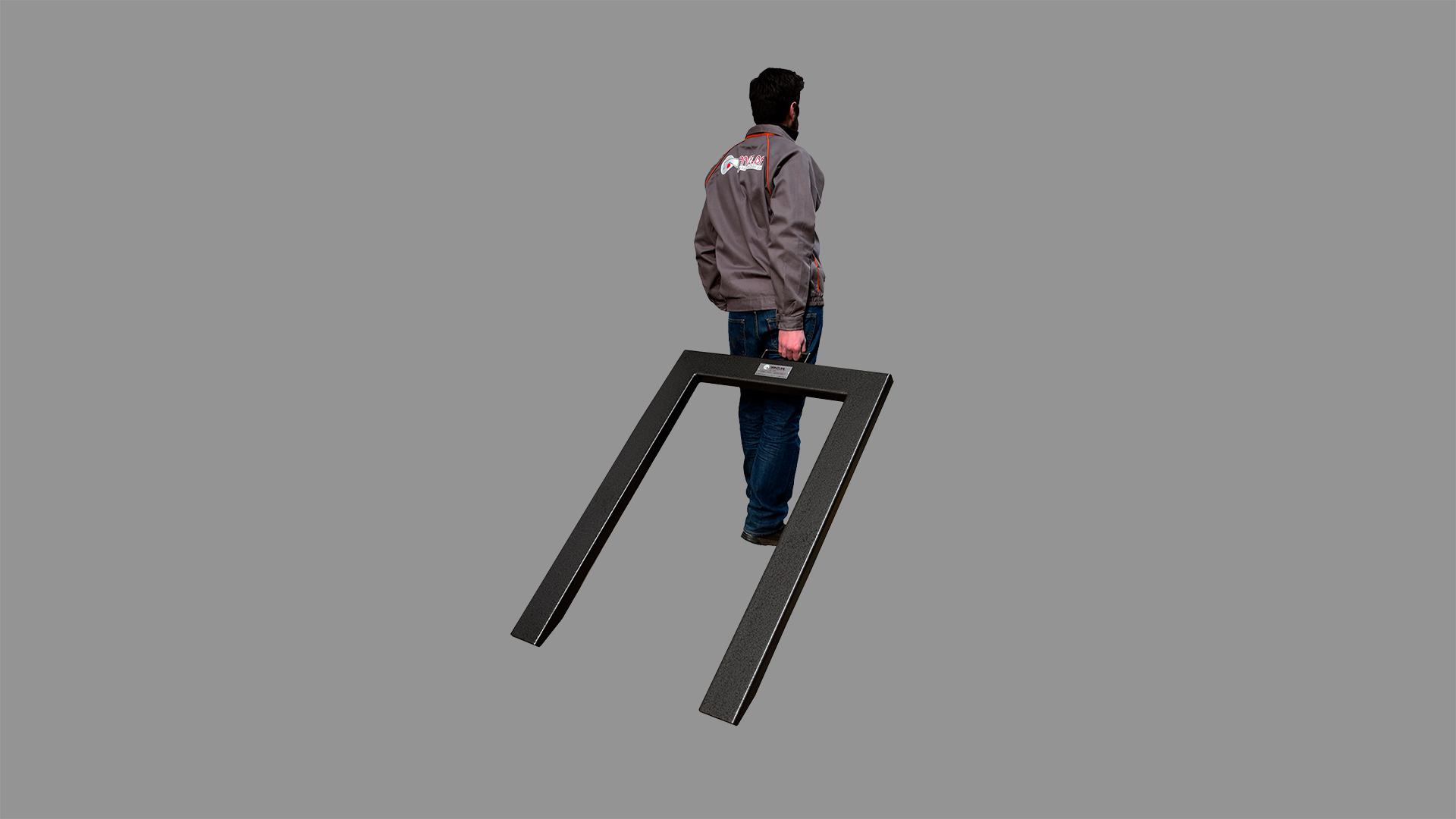 Balança Transpalete