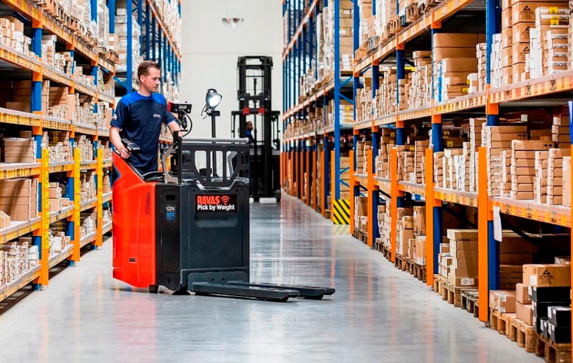 Importância da pesagem no setor da logística
