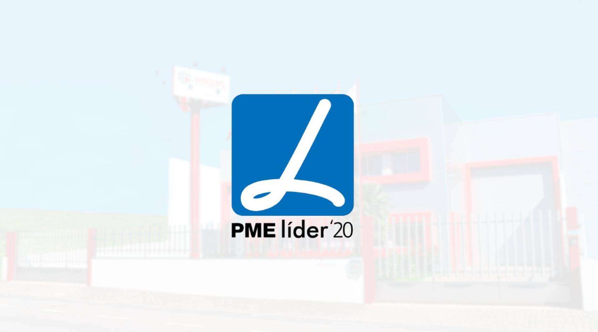 Recebemos o estatuto de PME Líder 2020
